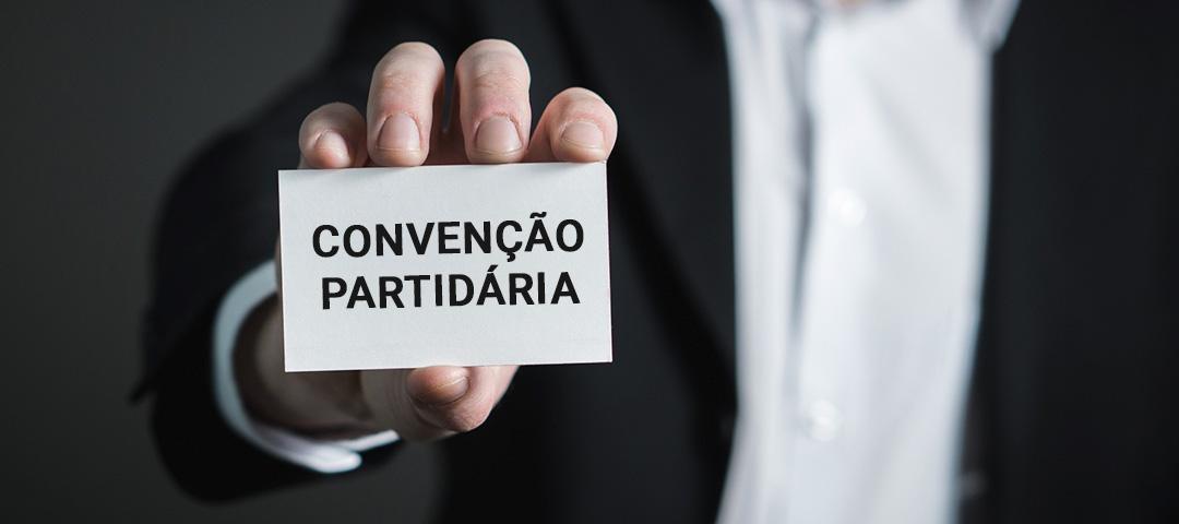 convenções partidárias - VBC